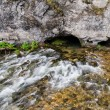 Stream from the Cave — Stock Photo