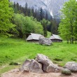 Stock Photo: Beautiful Valley in TatrMountains
