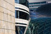 Modern arkitektur Detaljer — Stockfoto