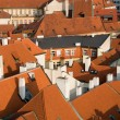 Old Town Roofs — Stock Photo