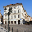 Prague Old Town Street — Stock Photo