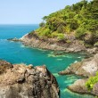 Tropical Coastline - Stock Photo
