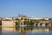 Prague Castle in Late Afternoon — Stock Photo