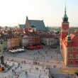 Stock Photo: Old Town in Warsaw