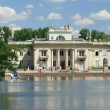 Stock Photo: Palace on the Water