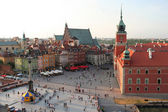 Old Town in Warsaw — 图库照片