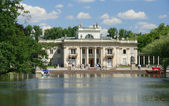 Palace on the Water — Stock Photo