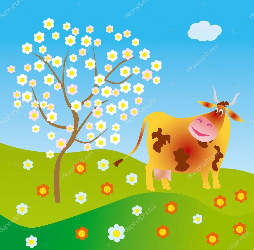 бычки весной
