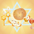 Stock Photo: Holiday of of Rosh-hashanah