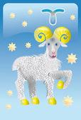 Aries(sign of zodiac) — Stockfoto