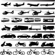 Royalty-Free Stock Vector Image: Transportation