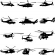 Helicopter — Stock Vector #2274464