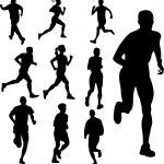 Running — Stock Vector #2402368