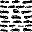 Royalty-Free Stock Vector Image: Cars 1