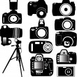 Royalty-Free Stock Vector Image: Camera
