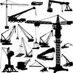 Crane — Stock Vector #2547584