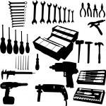 Tool — Stock Vector #2591366