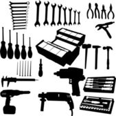 Tool — Stock Vector
