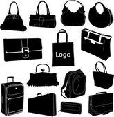 Bags — 图库矢量图片