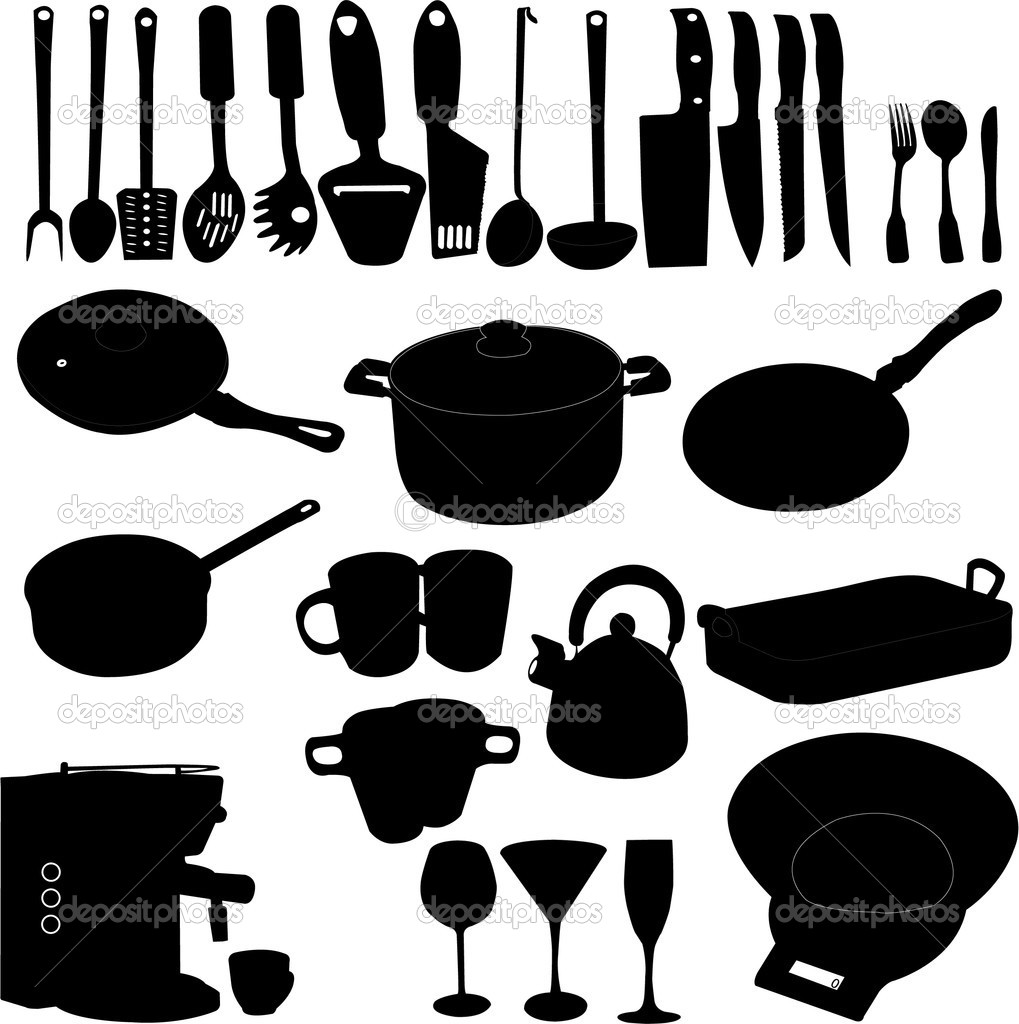 Kitchen tool — Stock Illustration © Ranko Bojanovic #