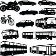 Royalty-Free Stock Vector Image: Traveling vehicle