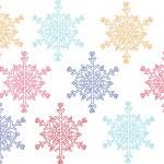 Snowflake 2 — Stock Vector