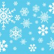 Stock Vector: Snowflake 3
