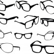 Sunglasses collection 2 - Stock Vector