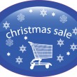 Royalty-Free Stock Vector Image: Christmas sale 2