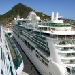 Cruise Ships — Stock Photo