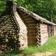Stock Photo: Cabins