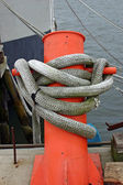Boat Line — Stock Photo