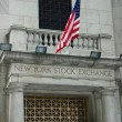 New York Stock Exchange — Stock Photo #2164803