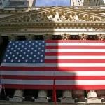 New York Stock Exchange — Stock Photo