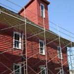������, ������: Mill under Construction