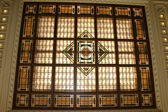 Stained Glass Ceiling — Stock Photo
