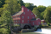 Red Mill — Stock Photo