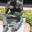 Bronze Statue in Hilton Head, S.C. — Stock Photo #2244928