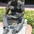 Stock Photo: Bronze Statue in Hilton Head, S.C.