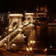 Budapest at night — Stock Photo #2407853