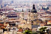 Budapest panorama — Stock Photo