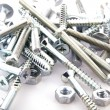 Nuts and Bolts - Foto de Stock