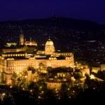 Budapest at night — Stock Photo #2437479