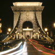 Budapest at night — Stock Photo #2438978