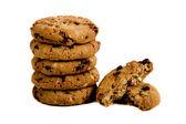 Pila de galletas — Foto de Stock