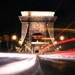 Budapest at night — Stock Photo #2451094