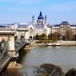 Stock Photo: Budapest panorama