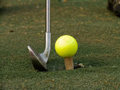 Golf concept — Stock Photo