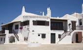 Menorca typical house — Stock Photo