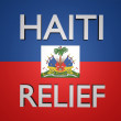 Haiti Relief — Stock Photo